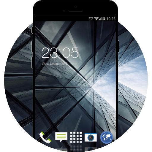 Theme for HTC Desire 526G+ HD