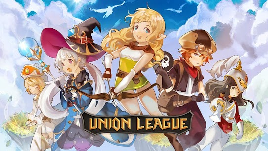 Union League MOD (Unlimited Coins) 6