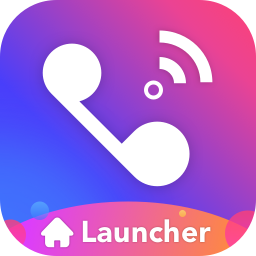 Color Phone Launcher  Call Screen Theme Flash