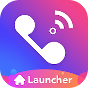 Flash Phone Launcher : Creative Wallpaper & Emoji