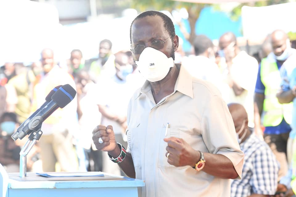 Nyong'o: Mourners going to Kisumu must be Covid-19 free