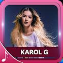 Karol G Música Sin Internet 2020 icon