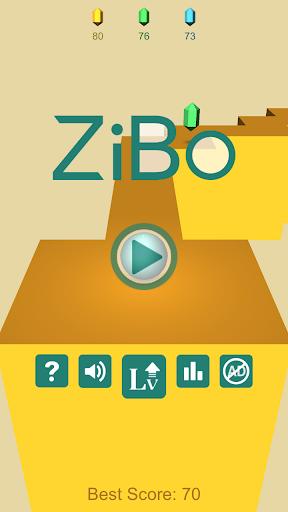 ZiBo - 3D曲折滾球遊戲