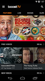 boostTV- screenshot thumbnail