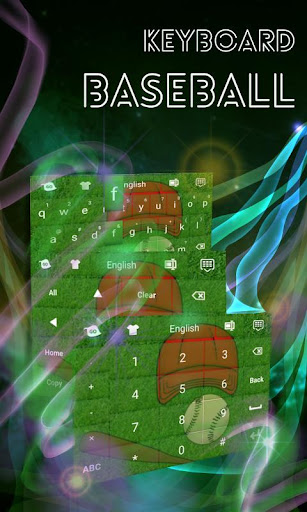 玩個人化App|ベースボールキャップのキーボード免費|APP試玩
