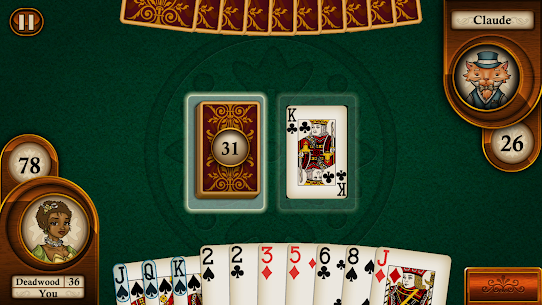 Aces® Gin Online Rummy Free App Download For Android and iPhone 4