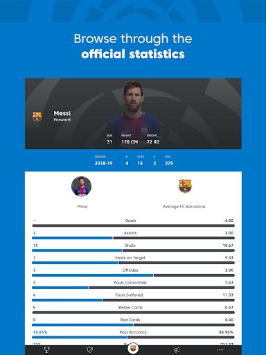 La Liga - Spanish Soccer League Official 7.0.7 screenshots 18
