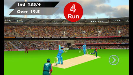 I P Lead Cricket 2015 Pro 1.0.1 screenshot 911888
