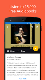 50000 Free eBooks & Free AudioBooks Mod Apk (Paid Features Unlocked) 3