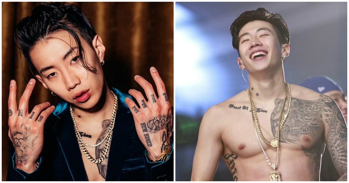 Jay Park Reveals His Tattoos And Some Of The Meanings Behind Them - Koreaboo