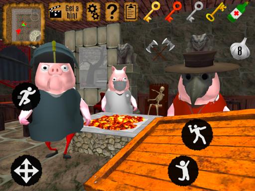 Piggy Doctor Neighbor Escape apkmr screenshots 8