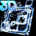 Squares Parallax 3D Live Wallpaper icon