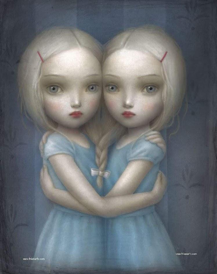 Mujeres Pintoras Las Tiernas Ilustraciones De Nicoletta