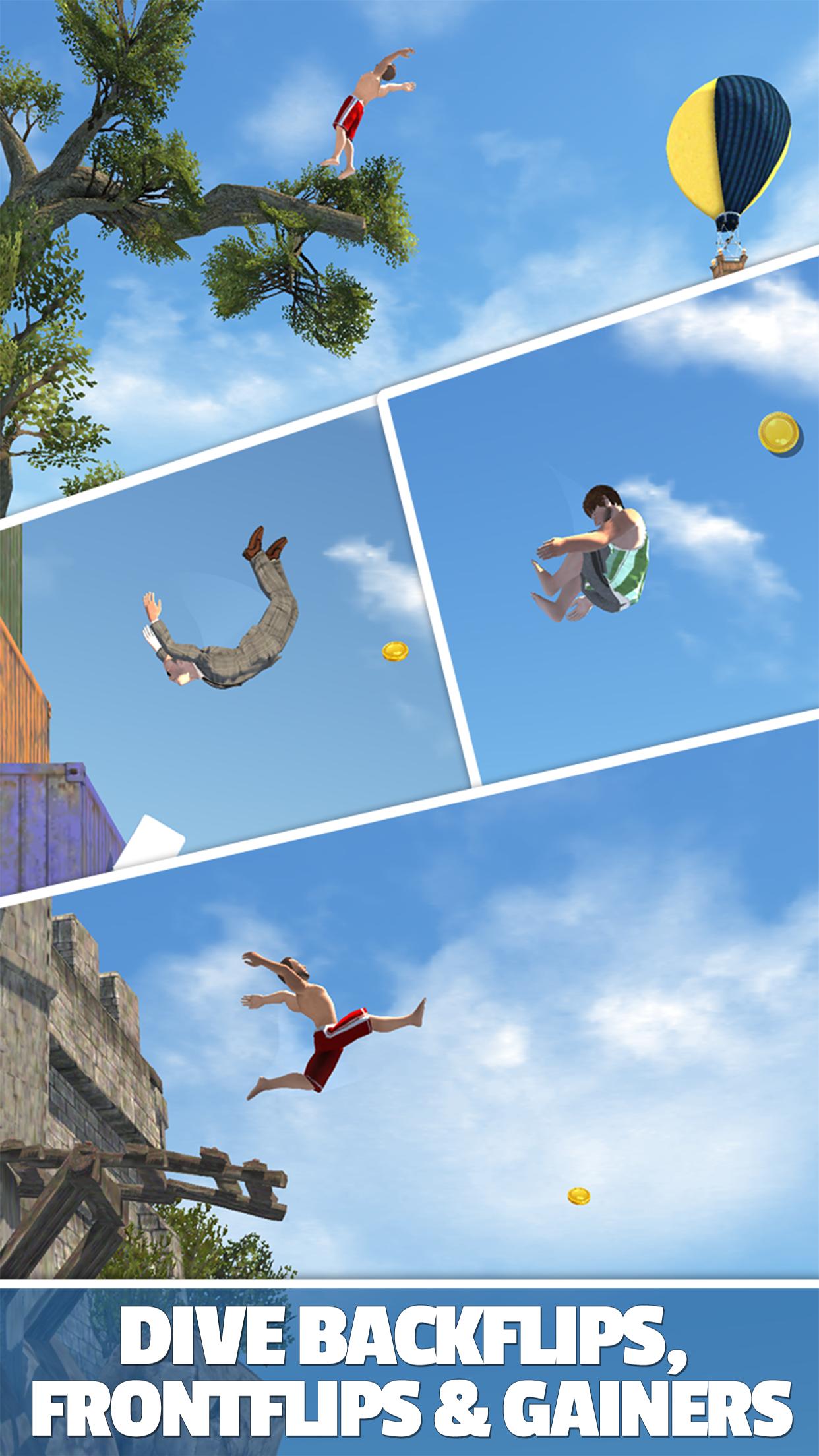 Flip Diving screenshot #2