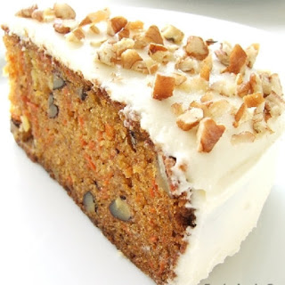 Slow Cooker Lemony Carrot Cake
