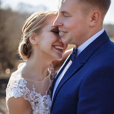 Wedding photographer Alina Khabarova (xabarova). Photo of 19.04.2018