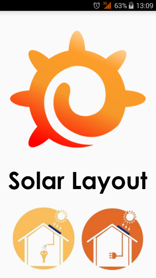 Solar Layout- screenshot