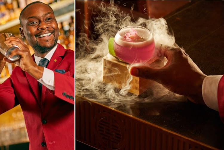 It's important that social distancing measures don't hinder the guest's experience, says Keith Motsi, head bartender at Charles H in Seoul, South Korea.