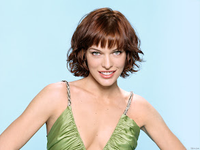 Photo: COMMENT with your birthday wishes for Milla Jovovich! SEE Milla at the de Grisogono party: http://youtu.be/iDnl4A0zSnM