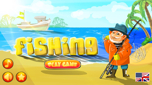 Gold miner, Fishing, gold rush apkmr screenshots 1