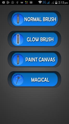 Magic Paint App