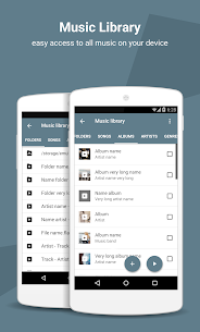 NRG Player music playerApp Download For Android 4