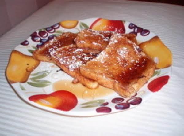 Orange French Toast Recipe