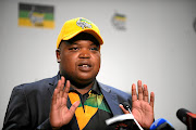 ANC MP Tandi Mahambehlala is said to be replacing youth league leader Collen Maine, above.