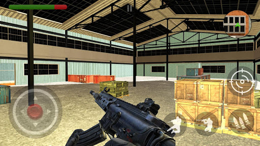 FPS Counter Attack - Critical Strike
