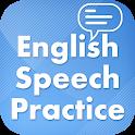 English Speech Practice Offline Speech in English icon