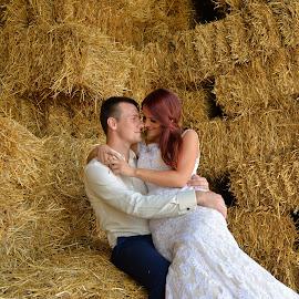 by Sasa Rajic Wedding Photography - Wedding Bride & Groom