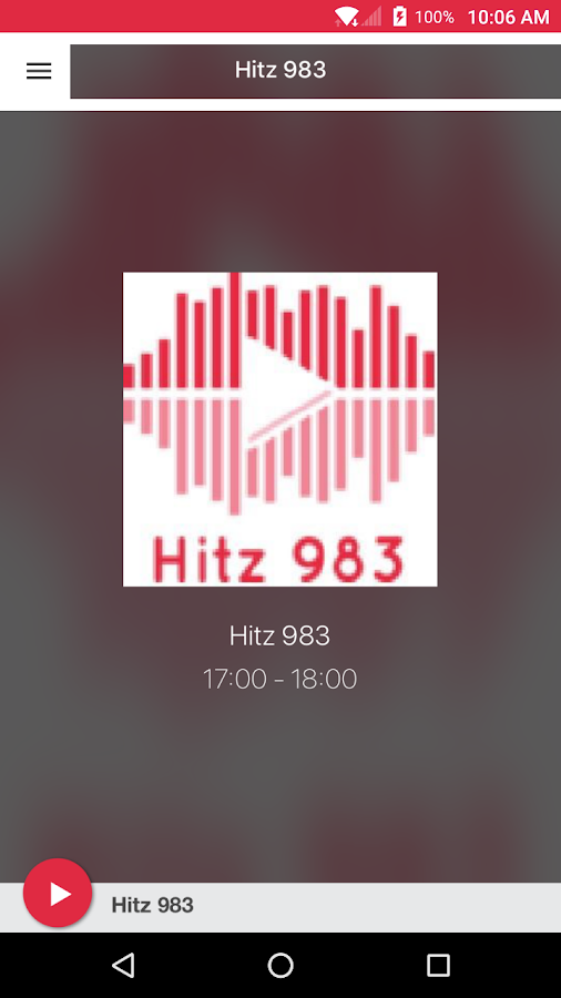 Hitz 983- screenshot