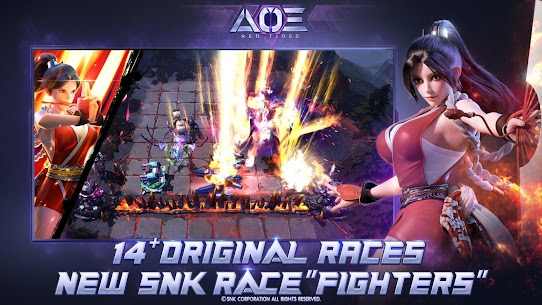 Arena of Evolution: Red Tides Mod Apk Download For Android 2