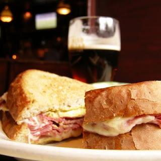 Classic Irish Ham and Cheese Sandwiches Recipe