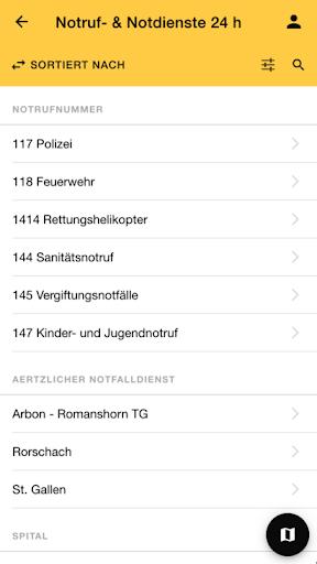 St.Gallen-Oberthurgau screenshot 3