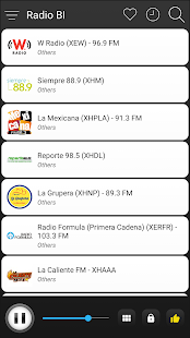 Mexico Radio Online - Mexico FM AM Internet - náhled