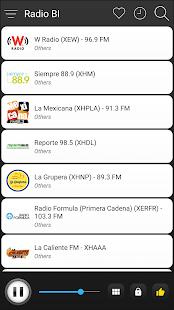 Mexico Radio Online - Mexico FM AM Internet - náhled