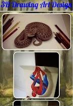 3D Drawing Art Design - screenshot thumbnail 07