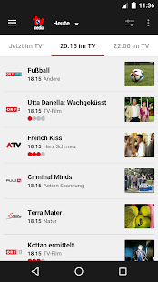 TV-MEDIA TV Programm- screenshot thumbnail