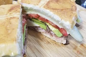 Jean's cuban sandwich
