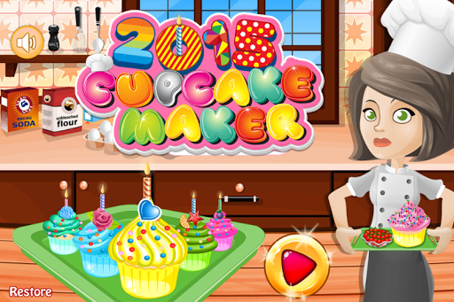 Cup Cake Maker 2016