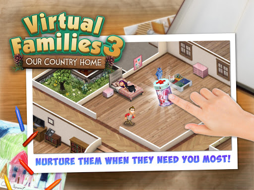 Virtual Families 3 0.4.12 screenshots 20