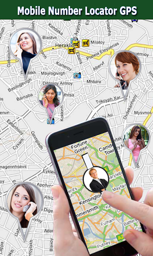 Mobile Number Location GPS 1.0 Screenshots 3