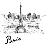 Paris GO Keyboard theme