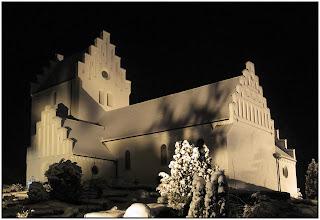 Photo: 20. december 2010 - Ejby Kirke