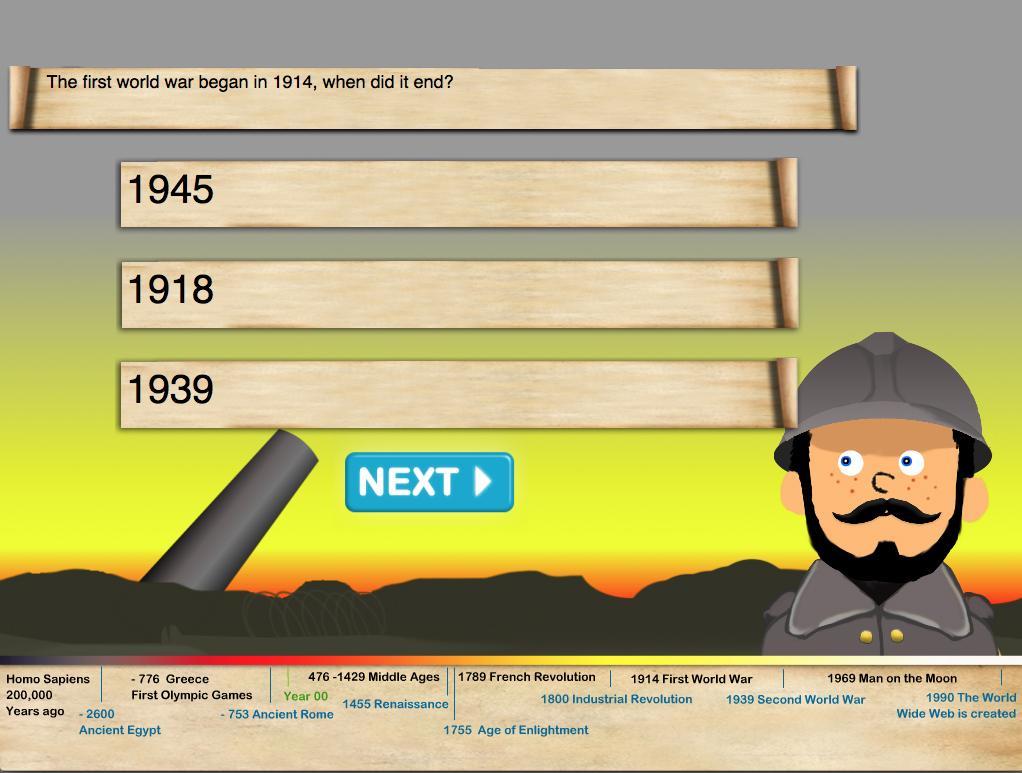 History Quiz Free Game Izinhlelo ZeAndroid KuGoogle Play - World quiz game