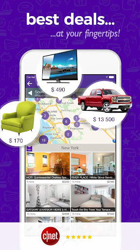 cPro: Buy. Sell. Rent. Jobs - Free USA Classifieds screenshot