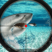 Shark Hunting Sniper Shooter