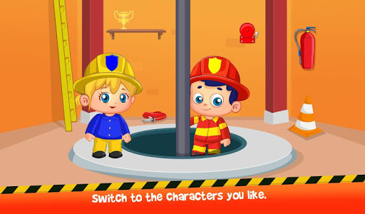 Firefighters Town Fire Rescue Adventures 1.0.4 screenshots 6
