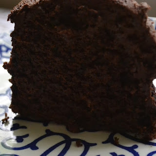 Root Beer Float Bundt Cake adapted from Brown Eyed Baker